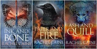 THE GREAT LIBRARY SERIES BY RACHEL CAINE || Terrifying Librarians &  Characters You'll Want to Die for – Camillea Reads