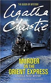 Murder on the Orient Express: A Hercule Poirot Mystery: 10 (Hercule Poirot  Mysteries): Amazon.co.uk: Christie, Agatha: 8601400291474: Books