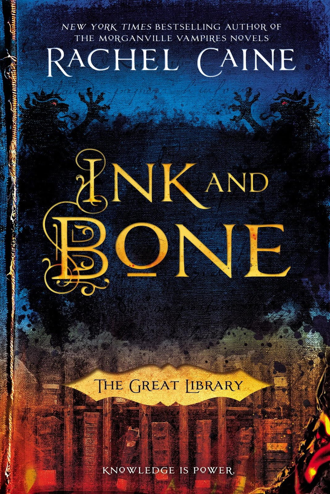 Books to the Rescue: Ink and Bone